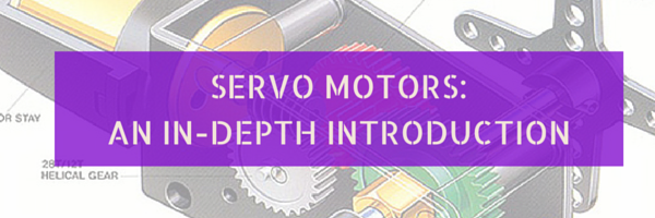 Servo Motors in Automation Solutions