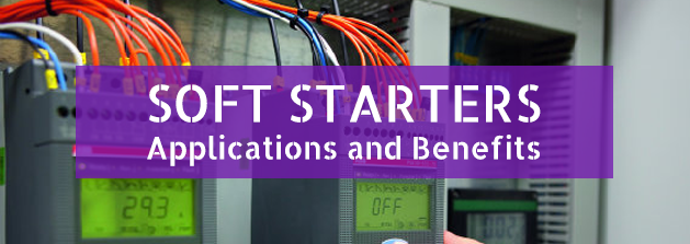 Soft Starters in Motor Controls
