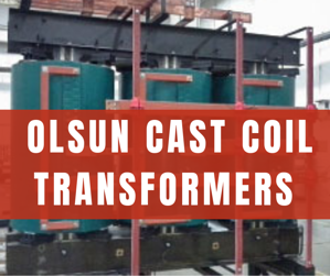Olsun Cast Coil Transformers